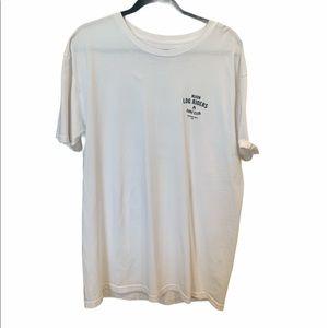 Men's Nixon shirt sz L